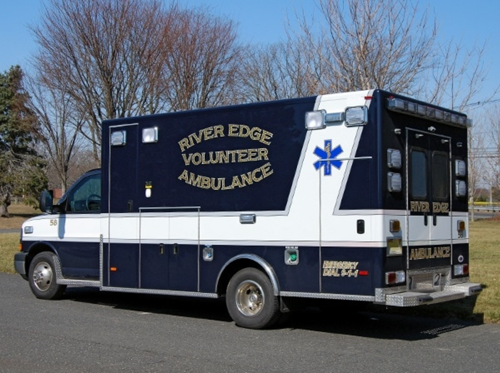 Our River Edge First Responders - A History of Service