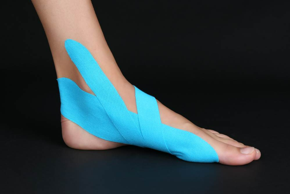 Plantar Fasciitis Treatment & Relief | Mobility Tape
