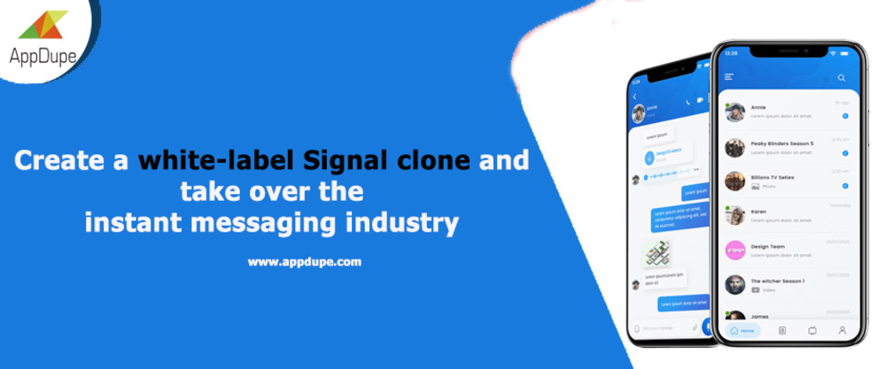 Create a white-label Signal clone and take over the instant messaging industry