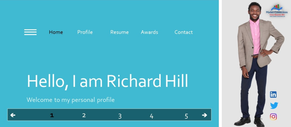 Use a Personal Website in Your Job Search