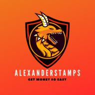 Alexanderstamps