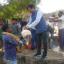 Mr.Vijay Bahadur yadav :- Helping the poor and helpless