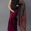 The Luxury of a Linen HandLoom Saree