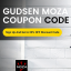 Gudsen Moza coupon code with 20% off 2021