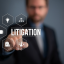 Avail your cryptocurrency litigation services to reach the top place in the mark