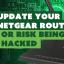 Werk de firmware op uw Netgear-router bij