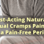 Fast-Acting Natural Menstrual Cramps Pain Relief for a Pain-Free Period