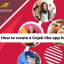 Launch an on-demand app like Gojek in Indonesia