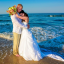 Designer Beach Wedding Dresses