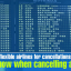 What to know when cancelling a flight to & From USA: Travel experts Tips