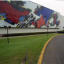 Alexander's Mural Returns to Paramus