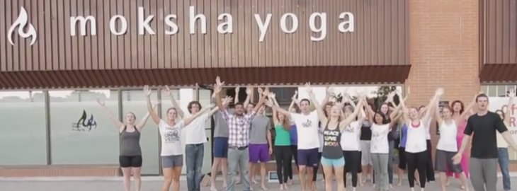 Welcome to Moksha Yoga Waterloo
