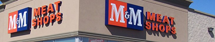 M & M Food Market Grocery Flyer