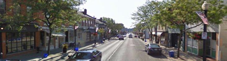 Before Dundas Street, there was Dundas
