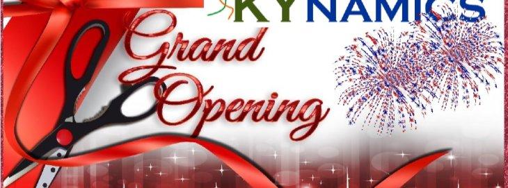 KYnamics Studio Grand Opening Event