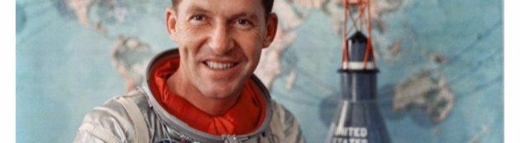 Oradell's Hometown Astronaut