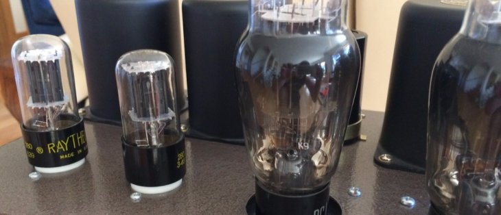 Triode Lab Amplifiers by Frank Ng