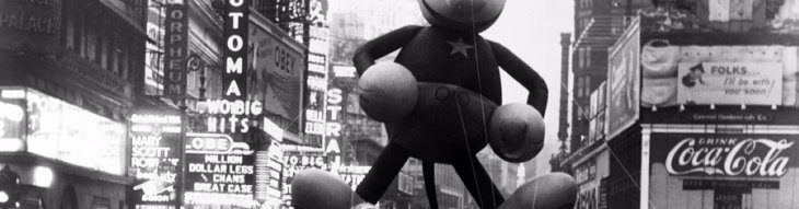 Origins of the Macy's Thanksgiving Day Parade