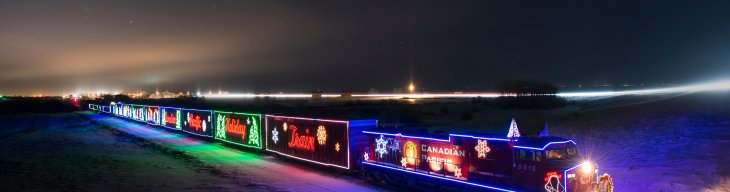 The Holiday Train: A Christmas time rite of the season