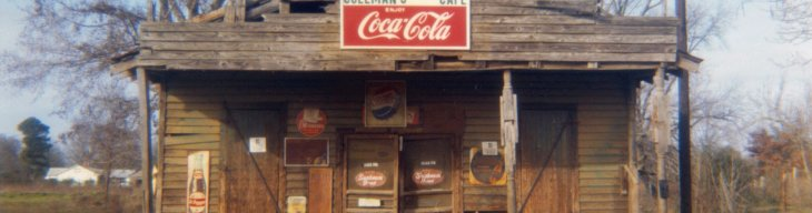 Passing: William A. Christenberry, Photographer of Rural South