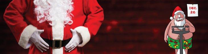 Avoid a Santa Belly this Holiday Season!
