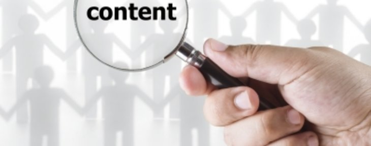 Content Marketing - Promoting Unrelated Businesses