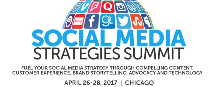 Social Media Strategies Summit Chicago,  Illinois