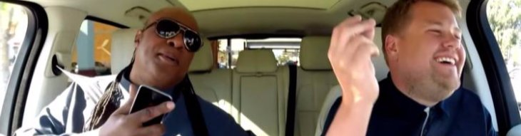 Carpool Karoke: Stevie Wonder