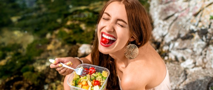 Do you eat to feed your body, mind or soul?