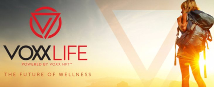 VOXXLIFE- The Future of Wellness
