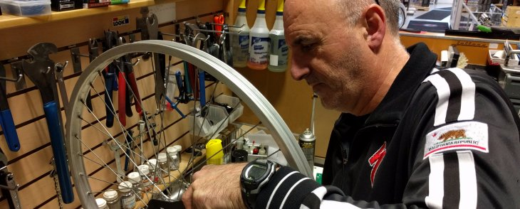 Tune-ups and Wheel care for Bikes