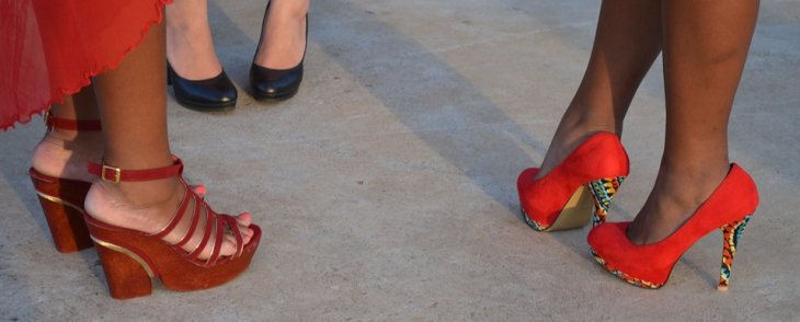 Wearing Heels Regularly May Cause Neuroma