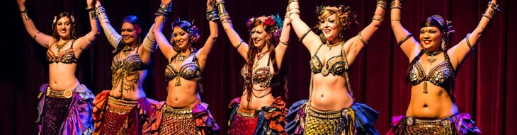 NEW Drum Fit & Belly Dancing Classes