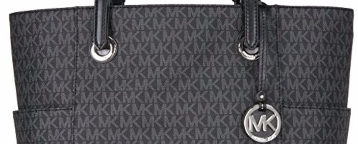 Michael Kors Jet Set Travel Small Logo Tote Bag