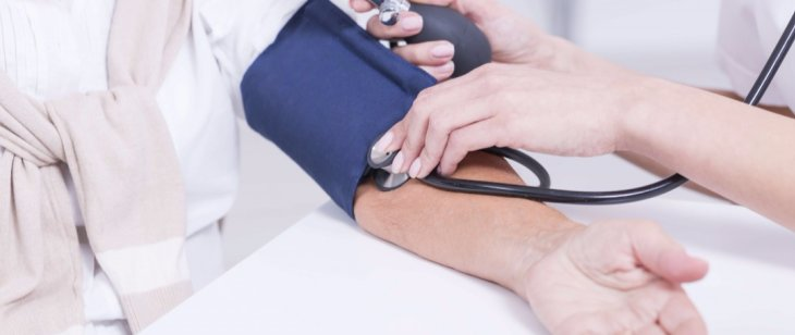 Risks of High Blood Pressure for Seniors