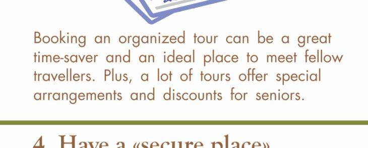Best Tips for Senior Travellers