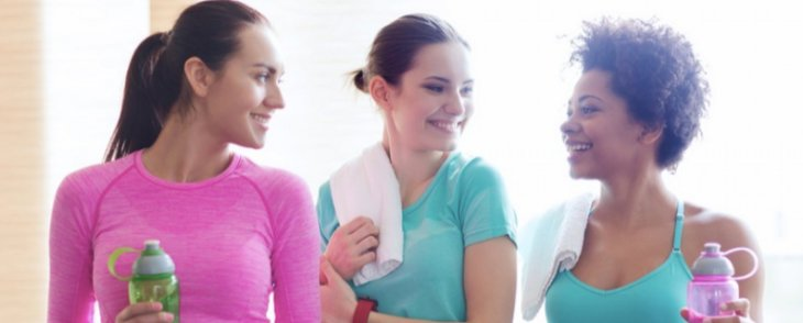 Top 5 Reasons to Join a Women-Only Gym