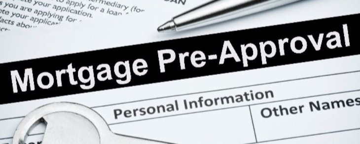 Mortgage Pre-approvals