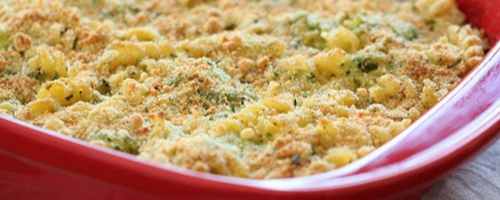 Cauliflower Alfredo Mac 'n' Cheese
