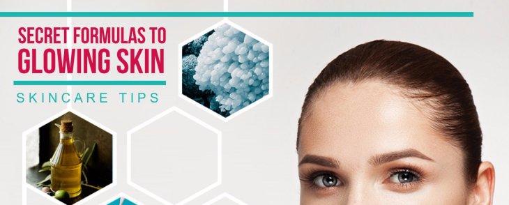 Secret Formulas To Glowing Skin - Burlington, Ontario