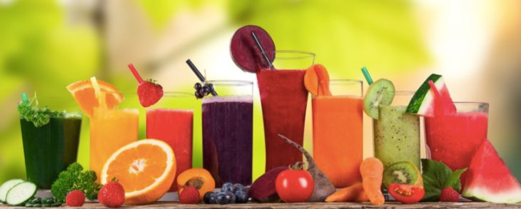 3 Reasons You Should be Drinking FRESH Juices