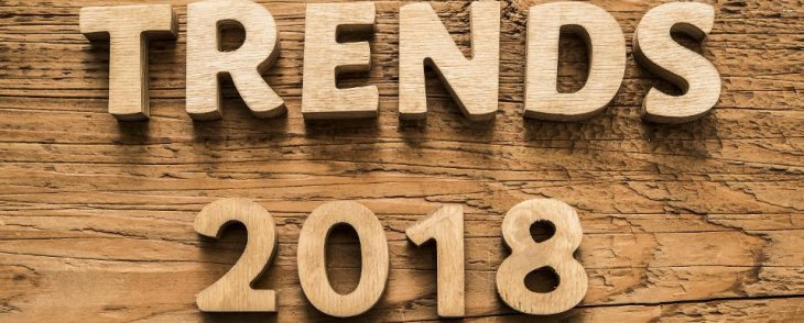 The Top 5 Marketing Trends for 2018