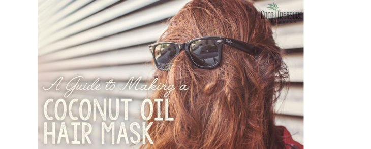 A Guide to Making a Coconut Oil Hair Mask