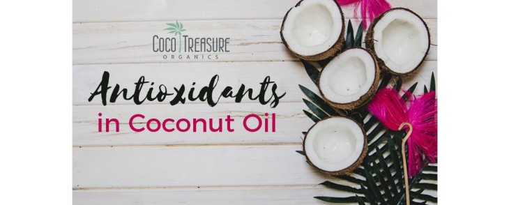 Antioxidants in Coconut Oil
