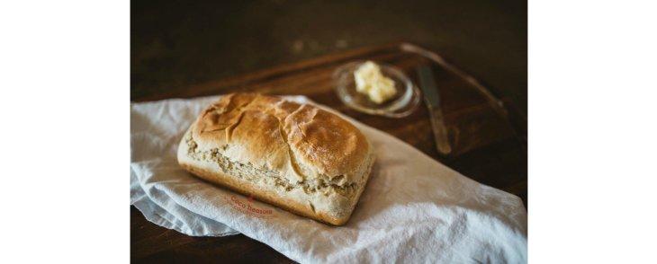 Coconut Flour Yeast Bread