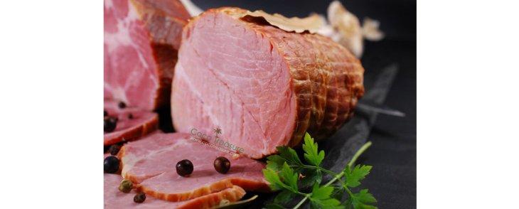 Easy Christmas Ham Steak