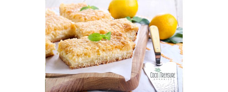A Quick No-Bake Treat for the Hot Summer Nights: Margarita Cheesecake Bars