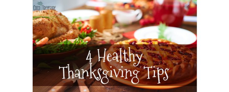 4 Healthy Thanksgiving Tips