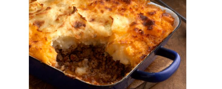 Shepherd's Pie with Lentils-Did I hear you say, YUM?