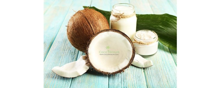 3 Reasons to Buy Coconut Oil Today